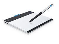 Intuos Creative Pen and Touch Tablet Small CTH480