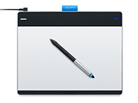 Intuos Creative Pen and Touch Tablet Medium CTH680