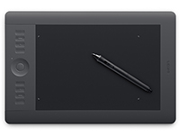 Intuos Pro Pen and Touch Medium PTH651
