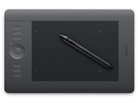 Intuos Pro Pen and Touch Small PTH451